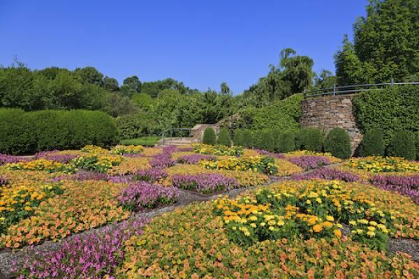 Asheville Quilt Garden